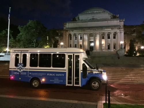 Public Safety Evening Shuttle