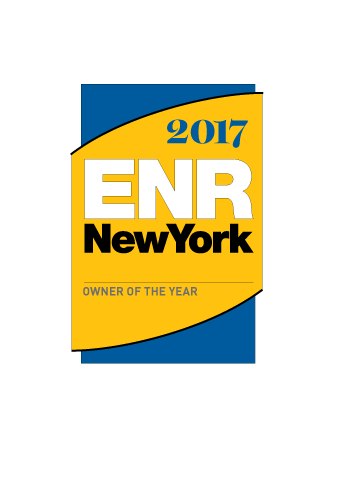 ENR New York Owner of the Year logo