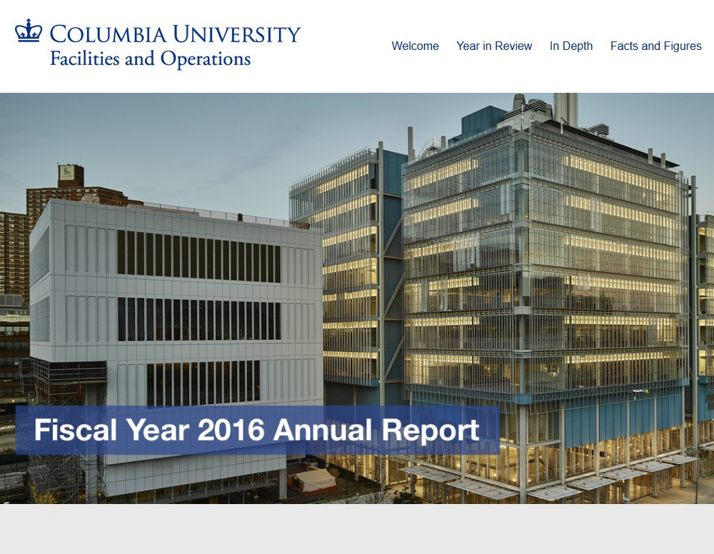Fiscal Year 2016 Annual Report