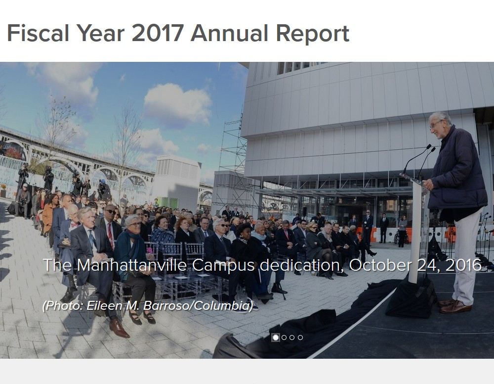Fiscal Year 2017 Annual Report